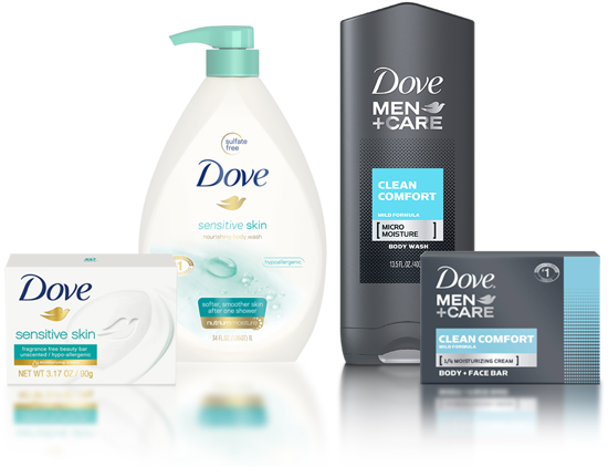 Unilever Product Images
